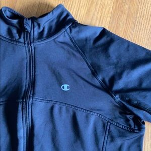Fitted Champion zip up jacket